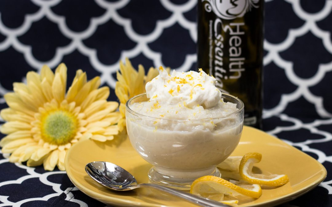 Rice Pudding in the Instant Pot